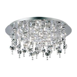 Galassia - Eighteen Light Flush Mount