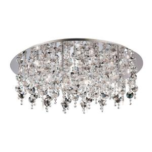 Galassia - Twenty-Four Light Flush Mount