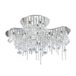 Alissa - Eighteen Light Flush Mount