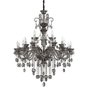 Venetian - Twenty-One Light 2-Tier Chandelier