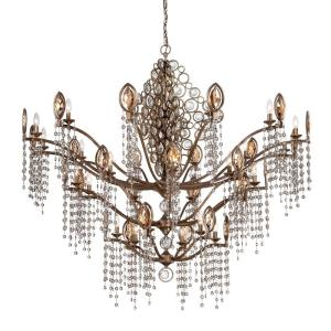 Capri - Twenty-Seven Light Chandelier