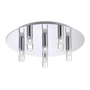 Cube - 13.75 Inch 13.8W 6 LED Flush Mount