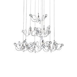 Volare - Ten Light Pendant