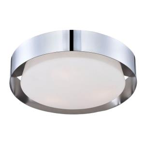 Saturn - Three Light Flush Mount