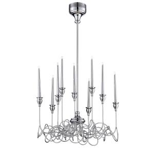 Candela Chandelier 9 Light