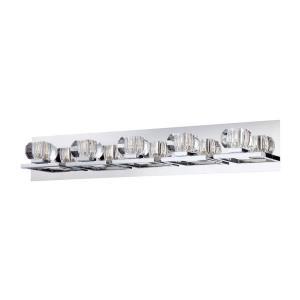 Casa - Five Light Bath Bar