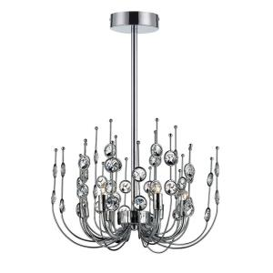 Vice Chandelier 6 Light