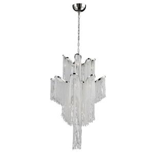 Ellena 3 Tier Chandelier 12 Light - 23.5 Inches Wide by 35.5 Inches High