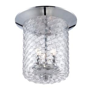 Elli - Three Light Flush Mount