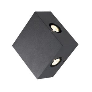 Pike - 4 Inch 4W 4 LED Outdoor Wall Sconce