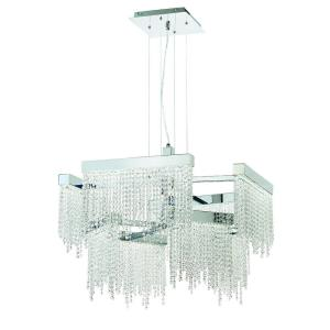 "Rossi - 28.5"" 960W 8 LED Chandelier"