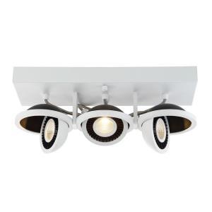 Vision - 14.75 Inch 15W 3 LED Flush Mount
