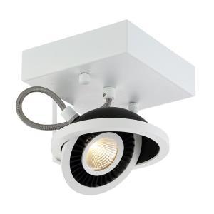 Vision - 5.25 Inch 5W 1 LED Flush Mount