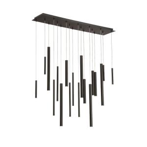 Santana Linear Chandelier 18 Light