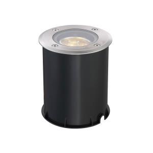 5.69 Inch 6W 3 LED Outdoor Round Inground Light