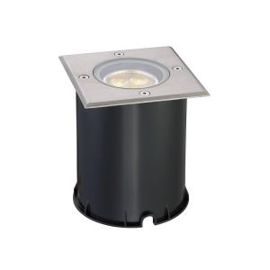 5.69 Inch 6W 3 LED Outdoor Square Inground Light