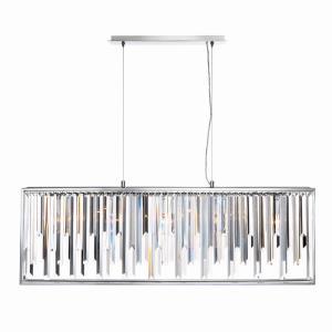 Genova - Five Light Linear Chandelier