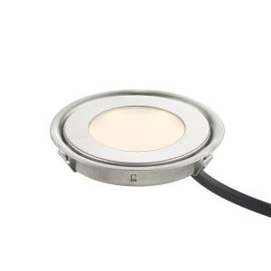"2.25"" 3W 6 LED Deck Light"