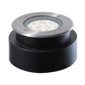 "6.63"" 6W 6 LED Round ShallowIn-Ground Light"