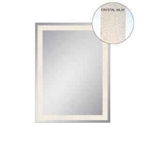 31.5 Inch 70W 1 LED Rectangular Back-Lit Mirror