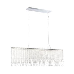 Atwater Linear Chandelier 1 Light - 5.5 Inches Wide by 15 Inches High