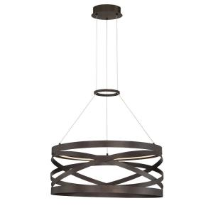 Avita Large Chandelier 1 Light - 23.75 Inches Wide by 10.75 Inches High
