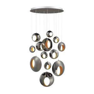 Arlington Chandelier 13 Light  Metal