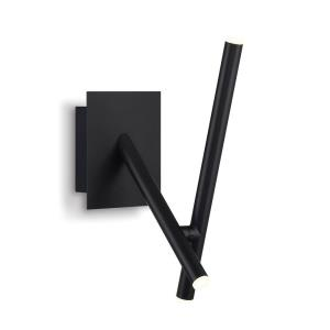 "Crossroads - 12.88"" 3W 3 LED Wall Sconce"