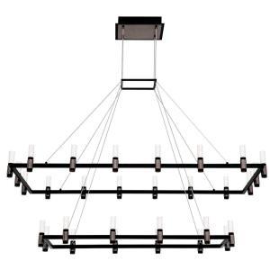 Altamont Rectangular Chandelier 1 Light