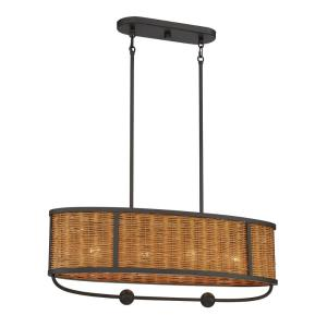 Comparelli - 4 Light Chandelier in Transitional Style - 12 Inches Wide by 12 Inches High