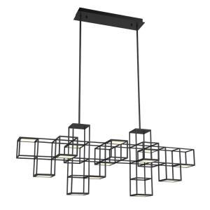 Ferro - 55.25 Inch 74W 1 LED Linear Chandelier