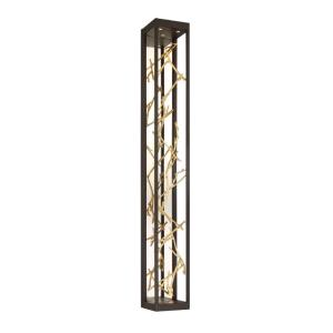 Aerie - 36W 6 LED Wall Sconce in Transitional Style - 6 Inches Wide by 48 Inches High
