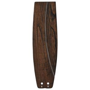 Accessory - 22 Inch Soft Rounded Carved Wood Blades