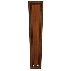 Accessory - 5 - 26 Inch Carved Rectangle Frame Wood Blades
