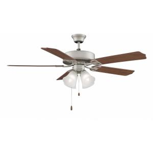"Aire Decor - 52"" Ceiling Fan with Four Shade Light Kit"