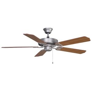Aire Decor 5 Blade 52 Inch Ceiling Fan with Pull Chain Control and Optional Light Kit