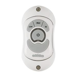 Accessory - Old Havana Wall Control (3 - Speed/Non - Reversible - Slide Control)