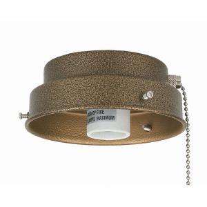 Accessory - One Light Ceiling Fan Fitter