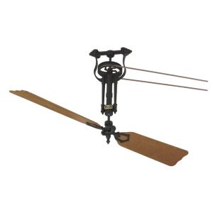 Brewmaster - 56 Inch Long Neck Ceiling Fan (Assembly Only)