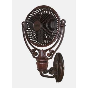 Old Havana - 36 Inch Wall Mount Fan