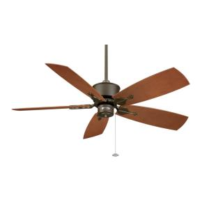 Islander 5 Blade 44 Inch Ceiling Fan(Motor Only)  and Optional Light Kit