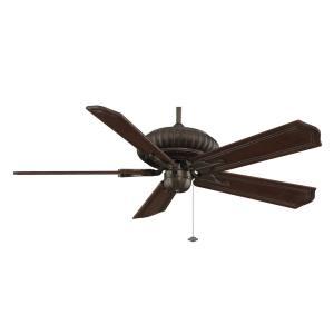 Belleria 5 Blade 52 Inch Ceiling Fan(Motor Only)  and Optional Light Kit