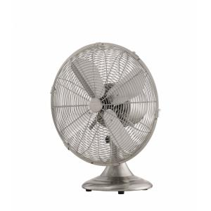 "Retro Breeze - 16.4"" Oscillating Portable Fan"