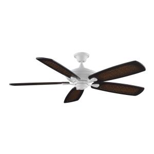 myFanimation Distinc DC 5 Blade 60 Inch Ceiling Fan with Handheld Control and Optional Light Kit
