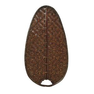 Accessory - 5 - 22 Inch Narrow Oval Bamboo Blades