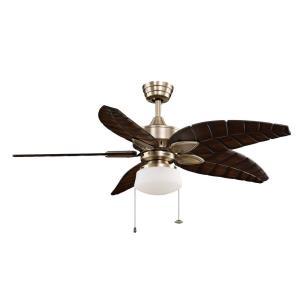 Accessory - Low Profile Fan Light Kit Flared Glass