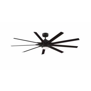 "Odyn Custom - 56"" Ceiling Fan with Light Kit (Motor Only)"