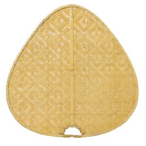 Accessory - 1 - 22 Inch Punkah Wide Oval Bamboo Blade