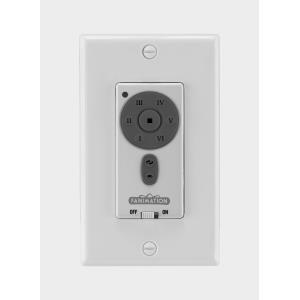 Accessory - DC Reversible Fan And Uplight Wall Control