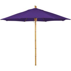 Bambusa - 8' Octagon Umbrella
